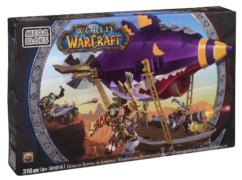 World Of Warcraft Goblin Zeppelin